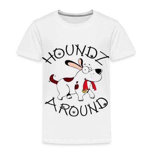 Houndz Around - Kids' Premium T-Shirt