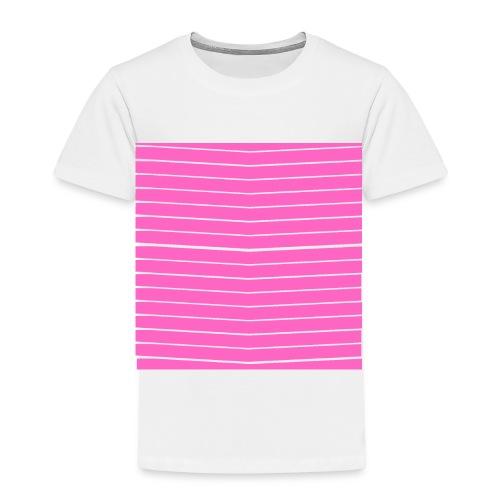 LARGE PINK ARROWS - T-shirt Premium Enfant