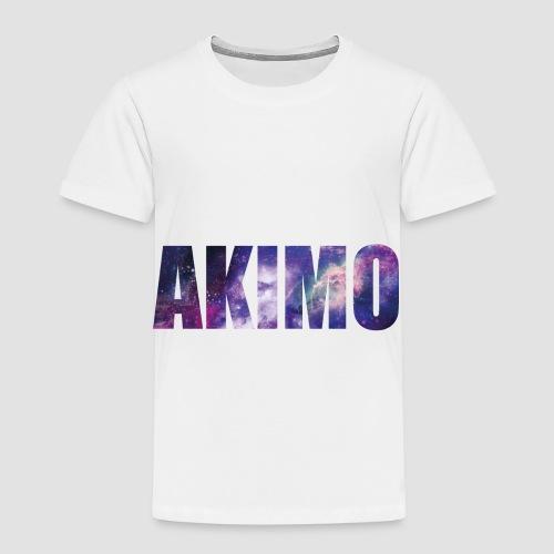 AKIMO Basic Galaxy - Kinder Premium T-Shirt