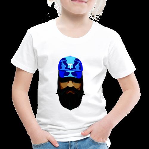 T-shirt gorra dadhat y boso estilo fresco - Camiseta premium niño