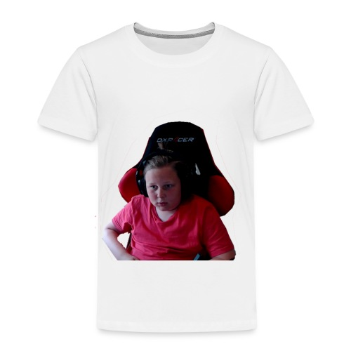 rage - Premium-T-shirt barn
