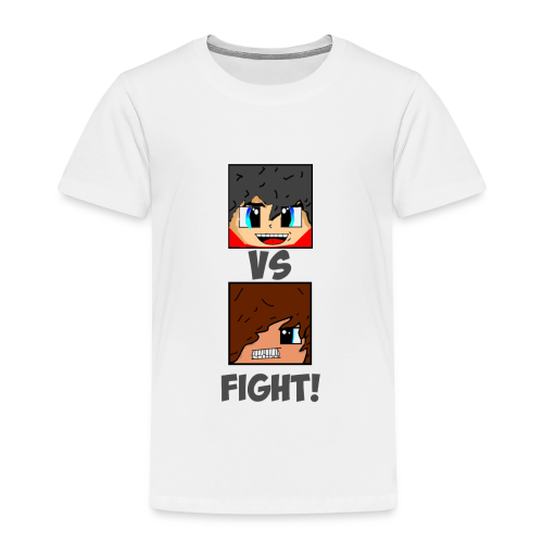 The Pixel FIGHT! - Kids' Premium T-Shirt