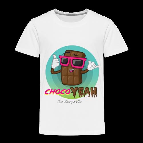 ChocoYEAH - Camiseta premium niño
