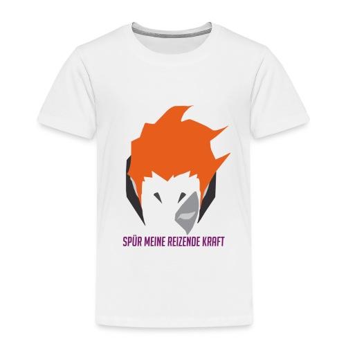 Reizende Kraft - Kinder Premium T-Shirt
