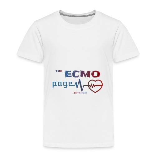 ECMO page - Maglietta Premium per bambini
