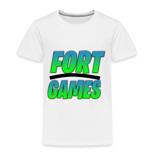 FortGames Merch - Kinder Premium T-Shirt