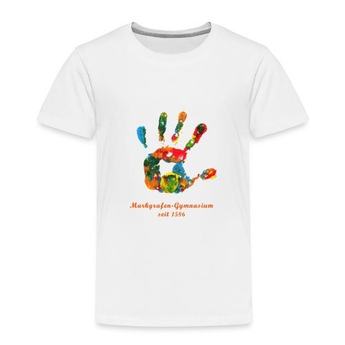 Schule ohne Rassismus Schule mit Courage - Kinder Premium T-Shirt