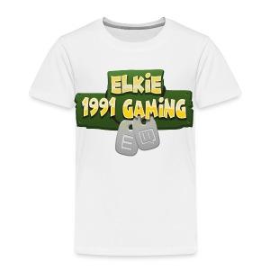 Elkie1991 Gaming Logo - Kids' Premium T-Shirt