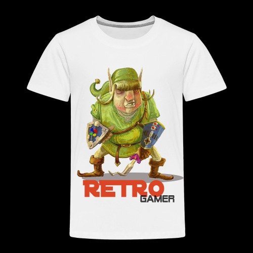 Retro-Gamer - T-shirt Premium Enfant