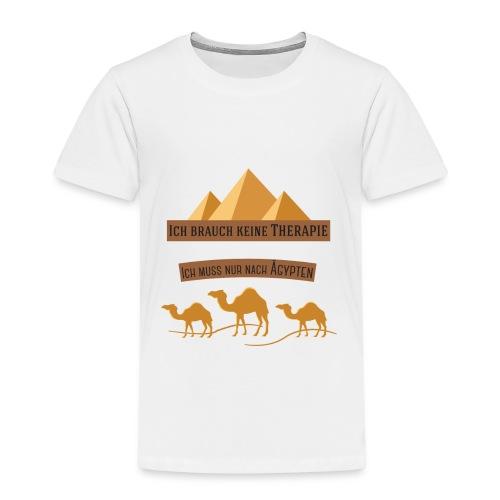egypt Therapie - Kinder Premium T-Shirt