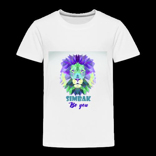 SIMBAK - T-shirt Premium Enfant