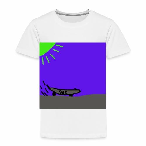 Skate! - Premium-T-shirt barn