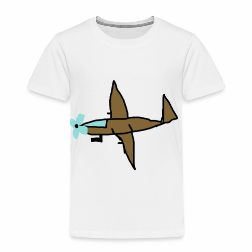 Stridsplan - Premium-T-shirt barn