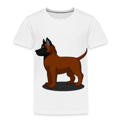 bébé malinois - T-shirt Premium Enfant