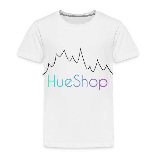 HueShop Berge - Kinder Premium T-Shirt