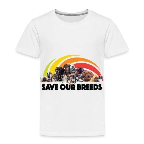 Love Not Hate - Kids' Premium T-Shirt