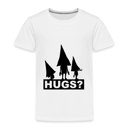 Hugs? - Kinder Premium T-Shirt