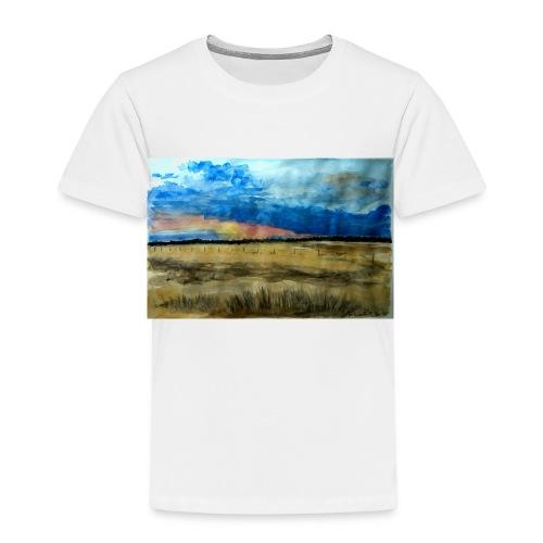 Champs de Californie - T-shirt Premium Enfant