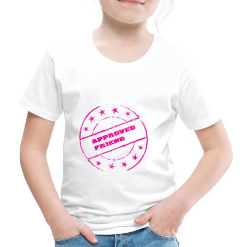 AFriend - Premium-T-shirt barn