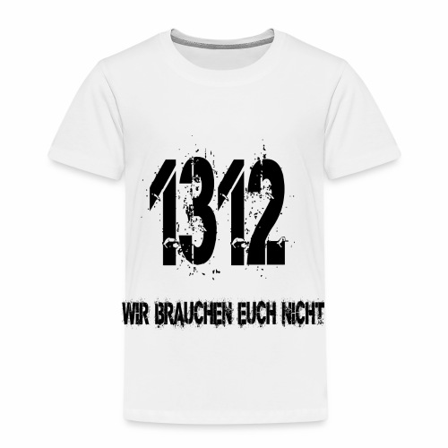 1312 BOSS - Kinder Premium T-Shirt