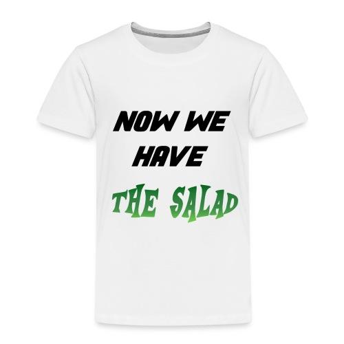 Jetzt haben wir den Salat - Kinder Premium T-Shirt