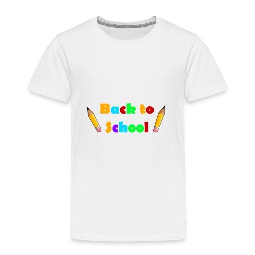 schulbeginn - Kinder Premium T-Shirt
