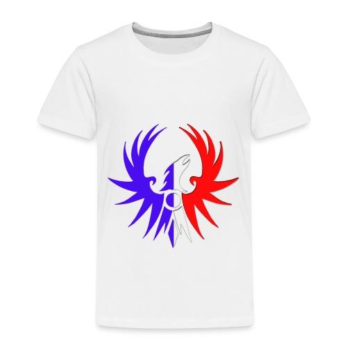 Emblème ATLAS au couleur de notre pays - T-shirt Premium Enfant