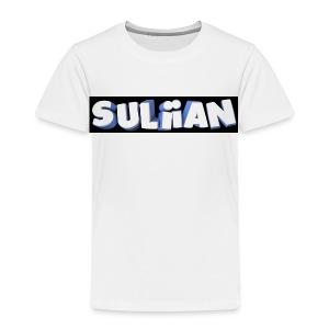 Suliian -Schrift 1 - Kinder Premium T-Shirt