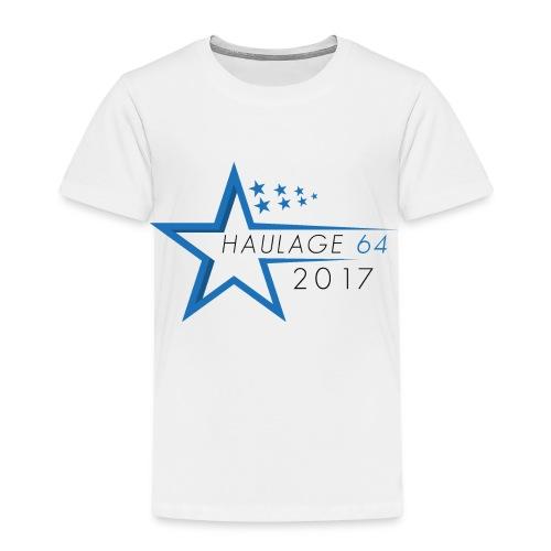 H64 2017 - Kids' Premium T-Shirt