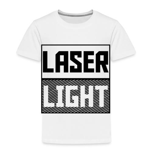 laser light design - Kids' Premium T-Shirt