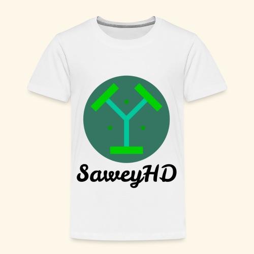 SaweyHD Weiß - Kinder Premium T-Shirt
