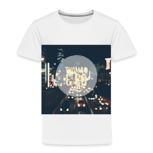 Thomas & Co - Premium T-skjorte for barn