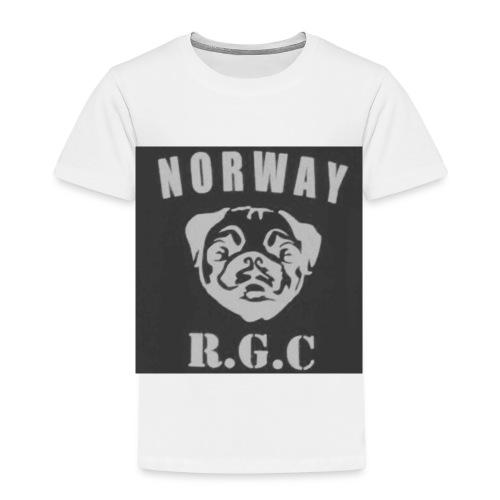 rgc hovedmerke - Premium T-skjorte for barn