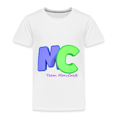 Team MarvCraft - Kinder Premium T-Shirt