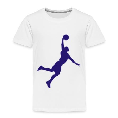 Mate basket - Camiseta premium niño