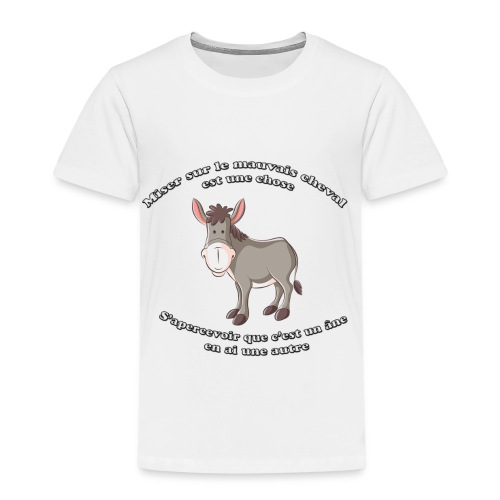 HI HAN by LOL+LOL=MDR - T-shirt Premium Enfant