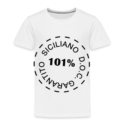 siciliano doc - Maglietta Premium per bambini