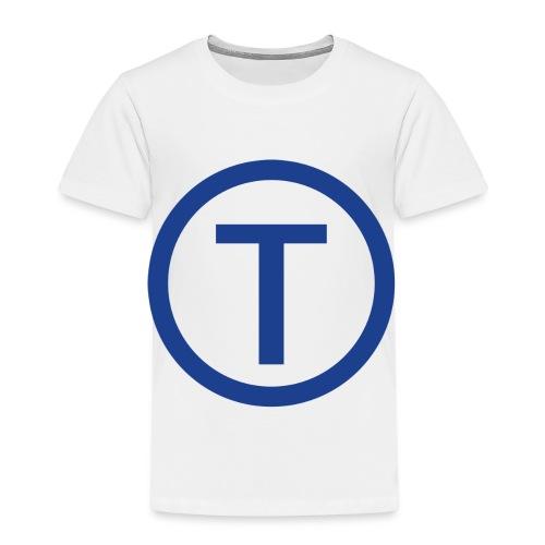techwiz logo - Kids' Premium T-Shirt