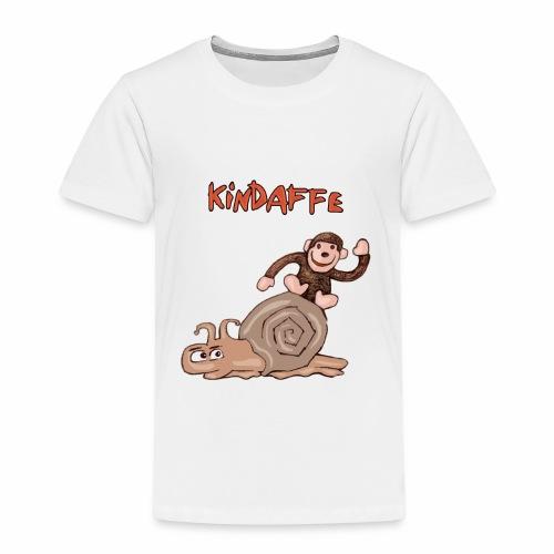 Kindaffe wird geschrumpft - Kinder Premium T-Shirt