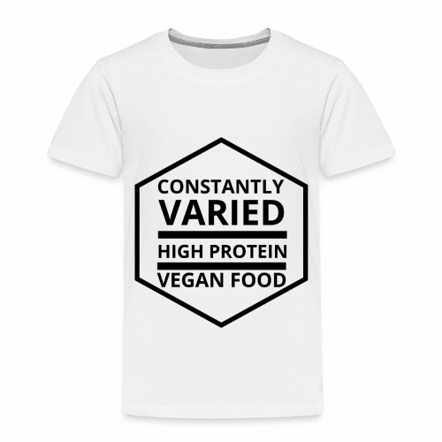 Vegan Athletics - T-shirt Premium Enfant