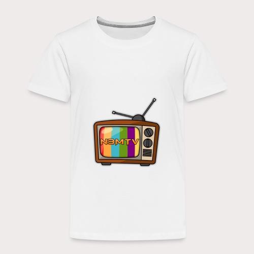 Logo N3MTV - T-shirt Premium Enfant