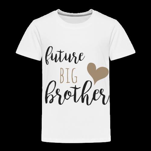 future big brother - Kinder Premium T-Shirt