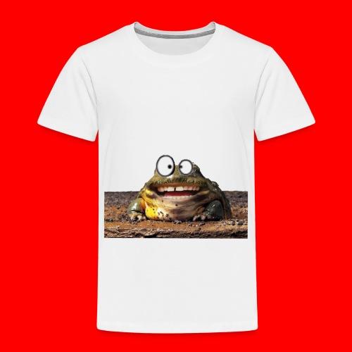 Sammakko - Lasten premium t-paita