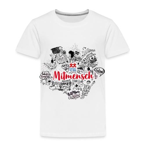 Mitmensch Mekerie - Kinder Premium T-Shirt