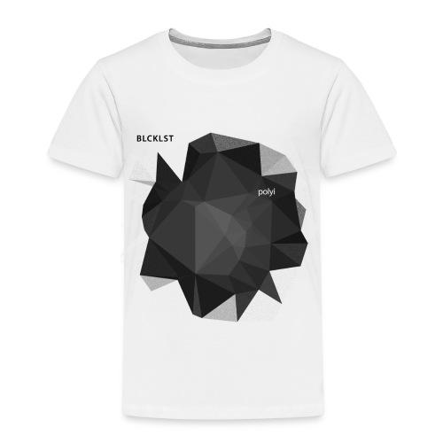 BLCKLST polyi - Kinder Premium T-Shirt