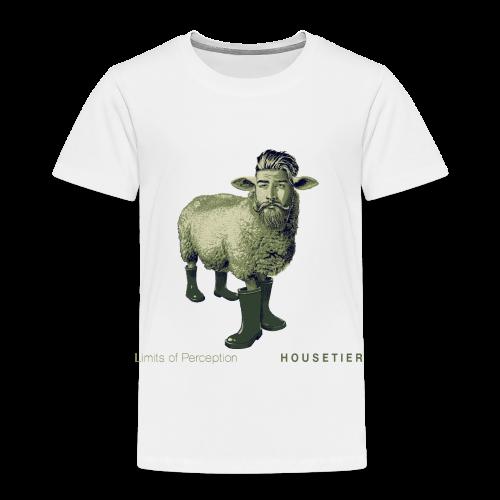 Limits of Perception 004 Housetier EP - Kinder Premium T-Shirt