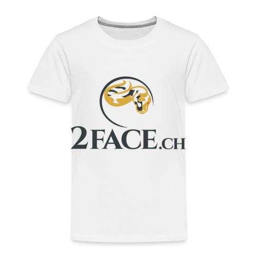 2face.ch - Kinder Premium T-Shirt