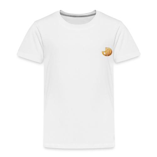 TheDutchWarrior_met_logo - Kinderen Premium T-shirt