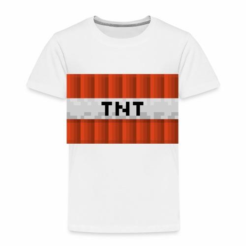 tnt logo - Kinderen Premium T-shirt