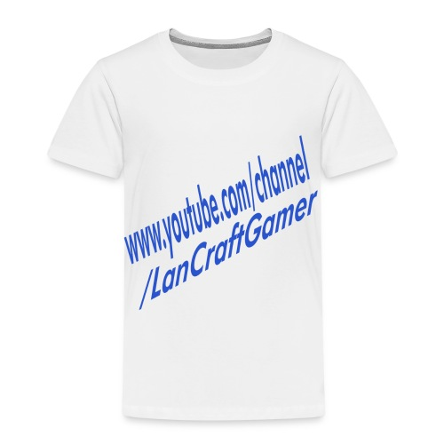 Delux LanCraftGamer Clothes/Accessories - Premium-T-shirt barn